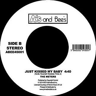 Express Yourself / Just Kissed My Baby (RSD 18 Funk)