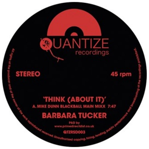 Think (RSD 18 Soulful house/new beat)