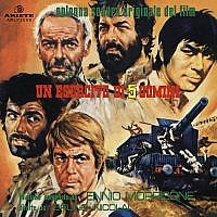 Un Espercito Di 5 Uomini (Blue Vinyl)