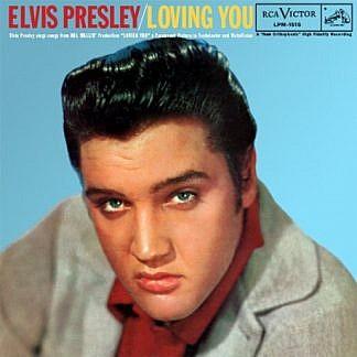 Loving You (Blue Vinyl)