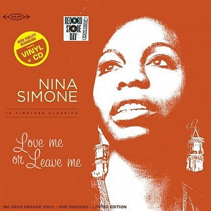 Love Me Or Leave Me (Orange Vinyl + Cd)