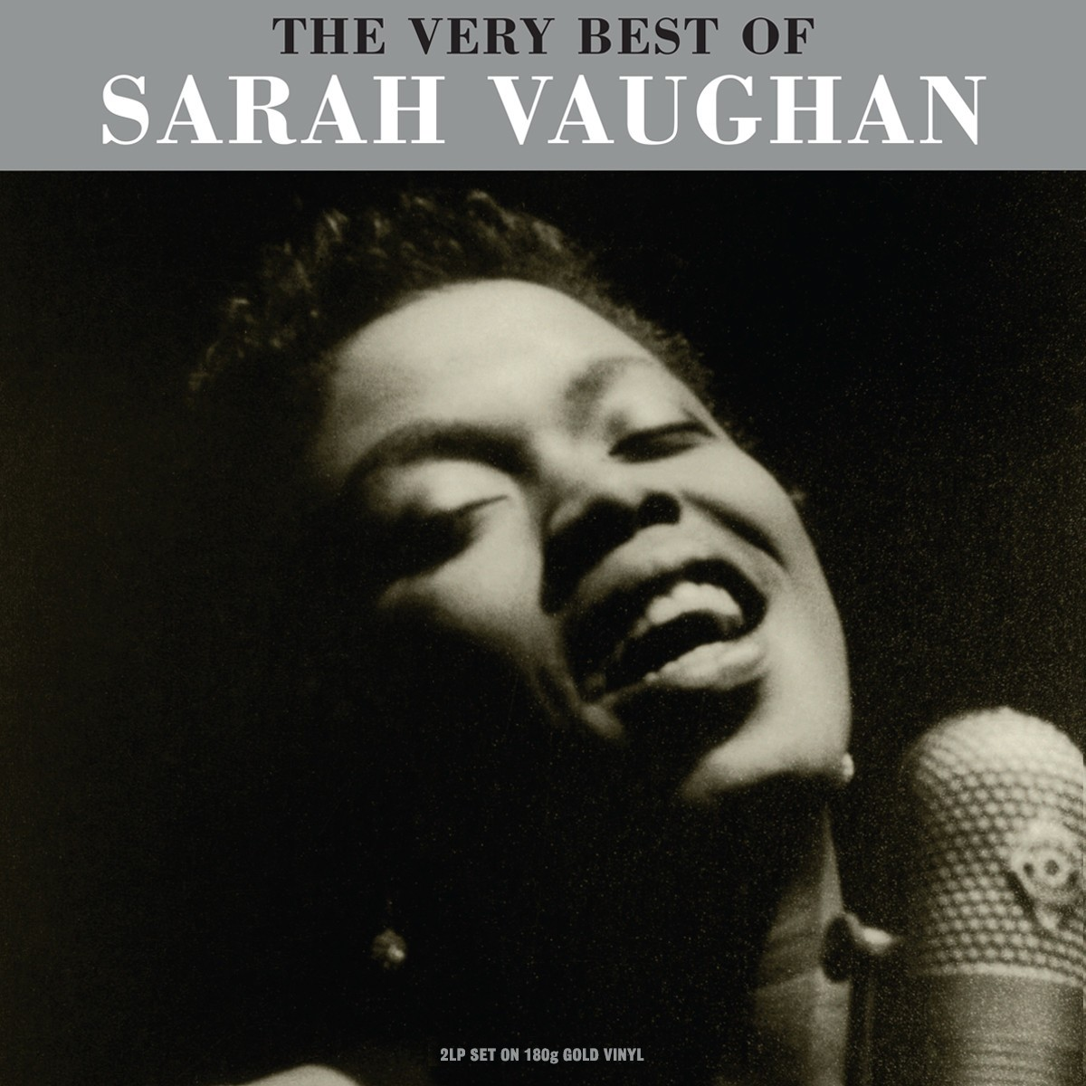 Very Best Of Sarah Vaughan (180Gm - Gold Vinyl)