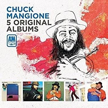 Chuck Mangione - 5 Original Albums