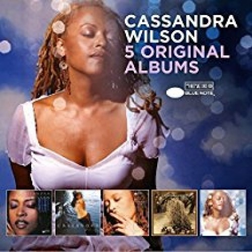 Cassandra Wilson - 5 Original Albums