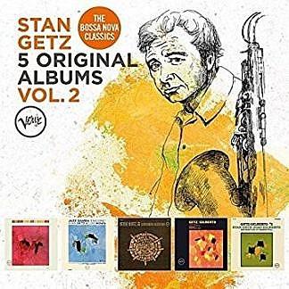 Stan Getz - 5 Original Albums, Vol. 2
