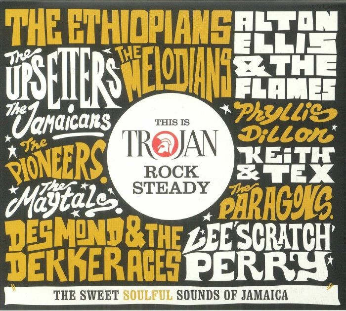 Various Artists This Is Trojan Rock Steady Cd Music