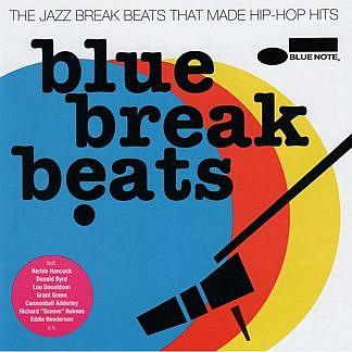 Blue Break Beats Vol 1 - 3
