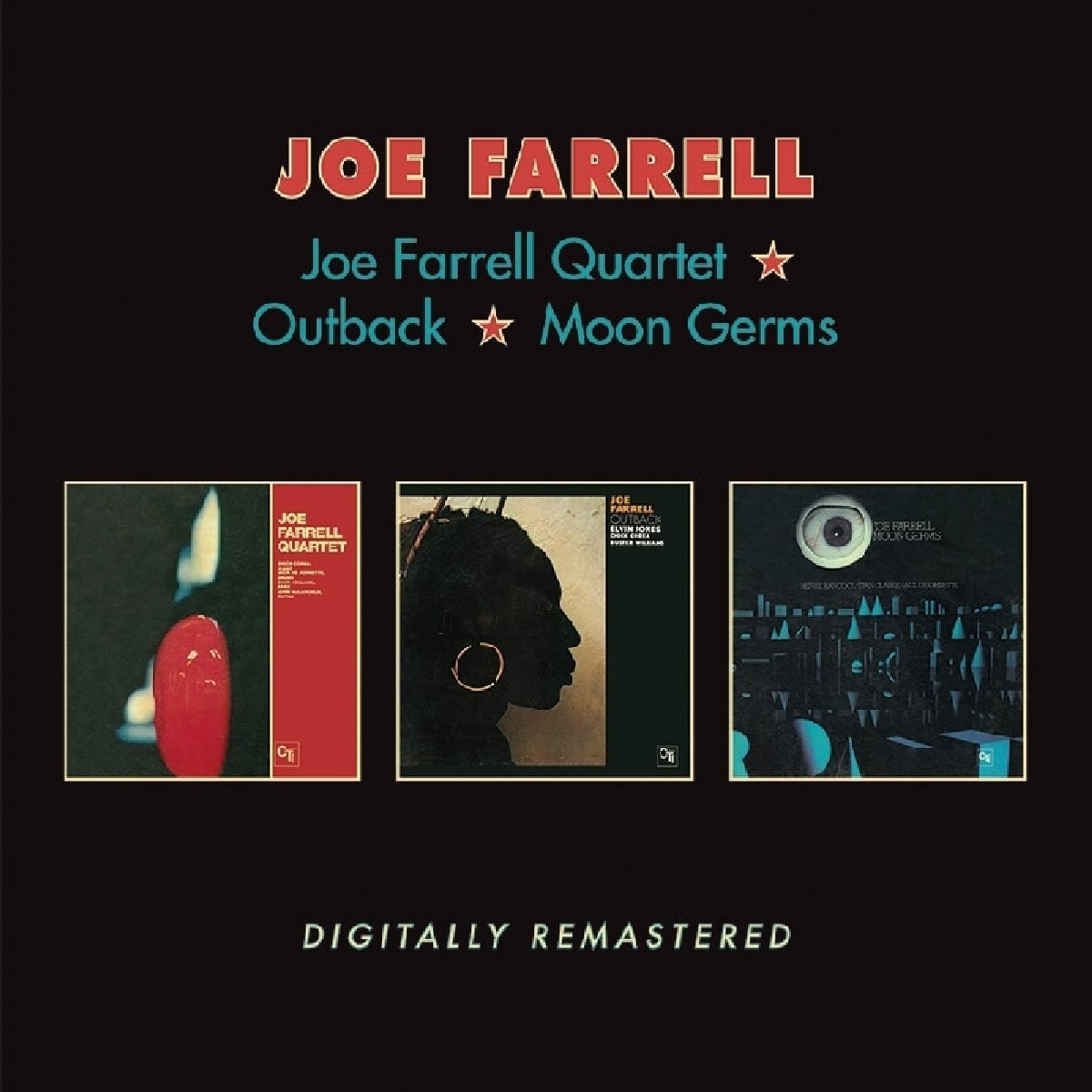 Joe Farrell Quartet/Outback/Moon Germs