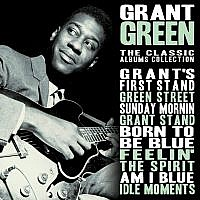 Grant Green Classic Albums Collection