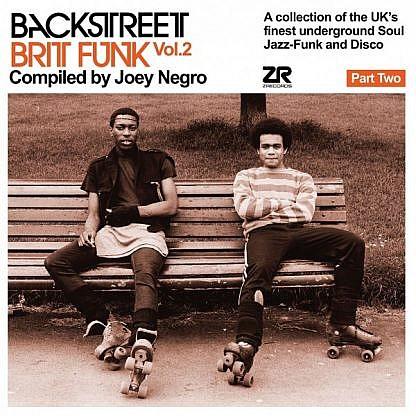 Backstreet Brit Funk Vol 2 Part 1