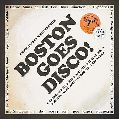 Serge Gamesbourg Presents Boston Goes Disco!
