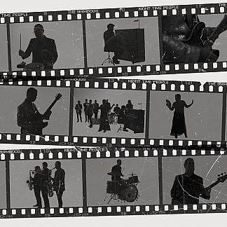 Night Time People (180Gm) Ltd White Vinyl