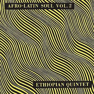 Afro Latin Soul Vols 2