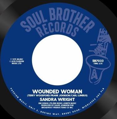 Wounded Woman /MidnightAffair