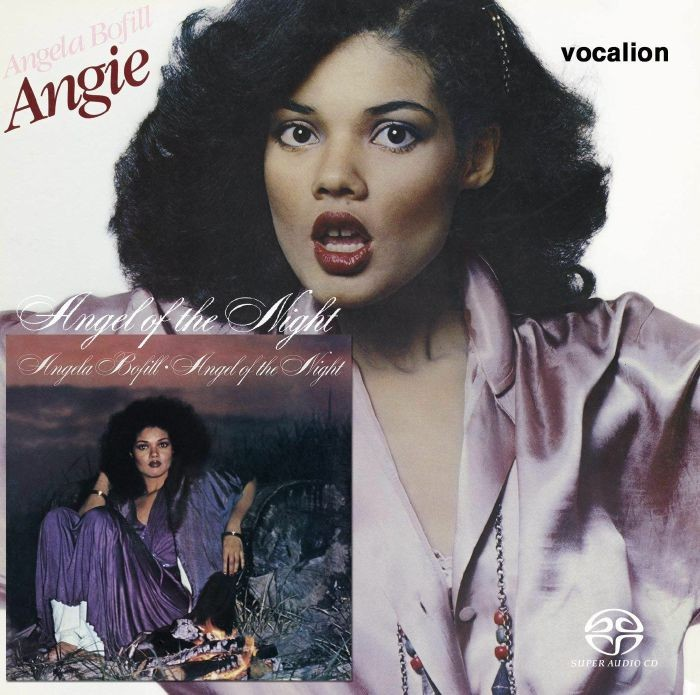 Angie/Angel Of The Night -Sacd