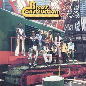 Brass Construction - Signed Copy