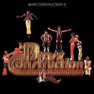 Brass Construction II - Signed Copy