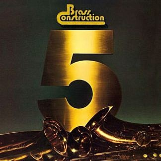 Brass Construction 5  - Signed Copy