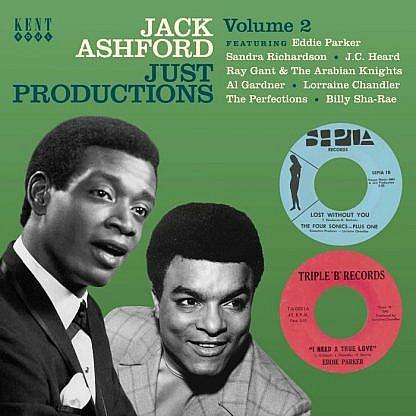 Jack Ashford - Just Productions Volume 2