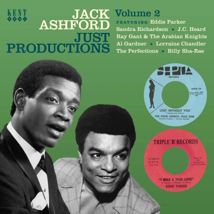 Jack Ashford - Just Productions Volume 2