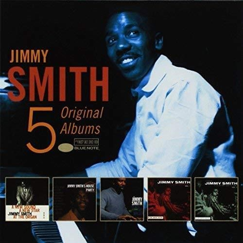 Jimmy Smith- 5 Original Albums Vol 2