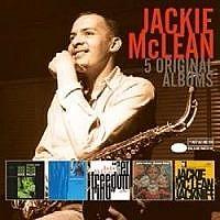 Jackie Mclean - 5 Original Albums