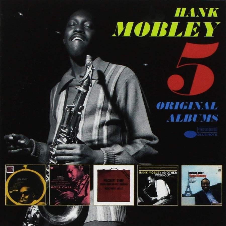 Hank Mobley- 5 Original Albums