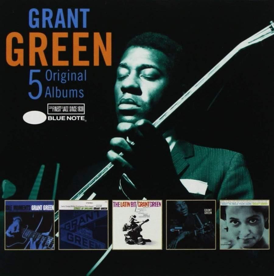 Grant Green - 5 Original Albums