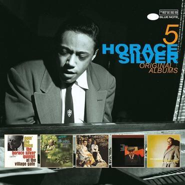 Horace Silver - 5 Original Albums