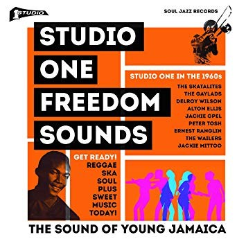 Studio One Freedom Sounds: Studio One In The 1960S