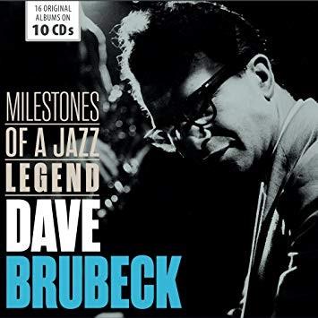 Milestones Ofa Legend - Dave Brubeck (16 Albums On 10 Cds)