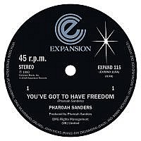 You'Ve Got To Have Freedom/Got To Give It Up