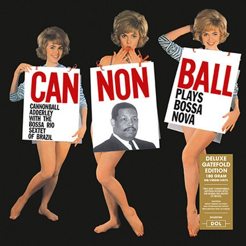 Cannonball Plays Bossa Nova (180Gm)