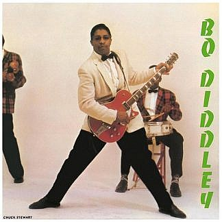 Bo Diddley (180Gm)