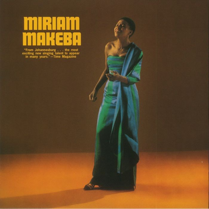 Mariam Makeba (180Gm)