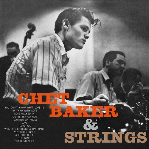 Chet Baker With Strings (180Gm)