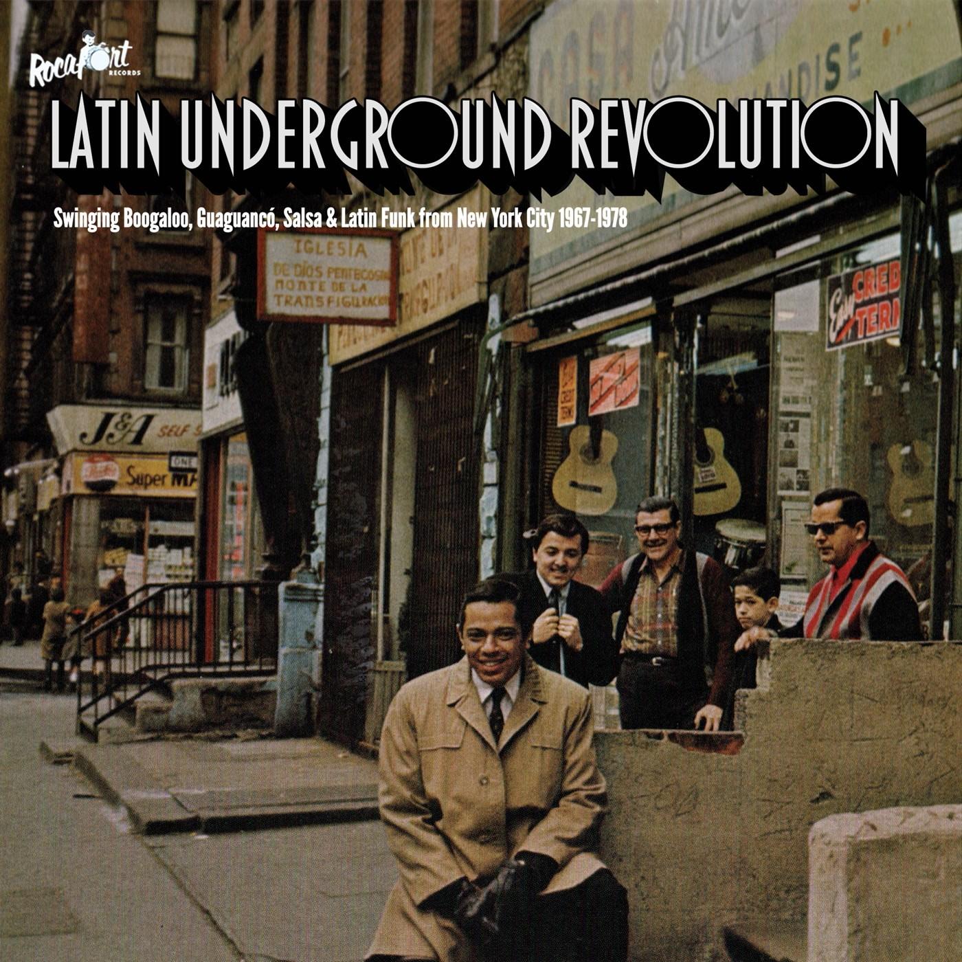Latin Underground Revolution