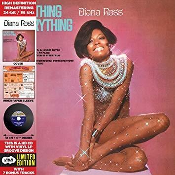 Everything Is Everything + Bonus Tracks (24 Bit/96 Khz - Mini Lps Leeve)