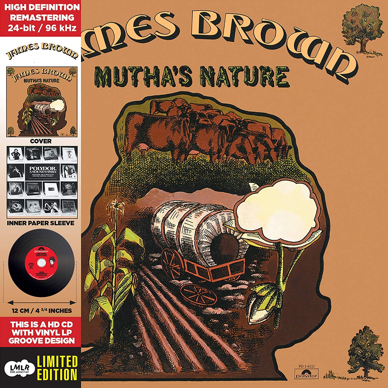 Mutha Nature (24 Bit/96 Khz - Mini Lps Leeve)
