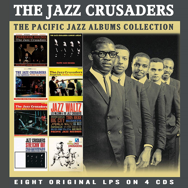 Classic Pacific Jazz Albums  (Eight Original Lp'S On 4 Cds)