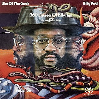 360 Degrees Of Billy Paul/War Of The Gods (Sacd)