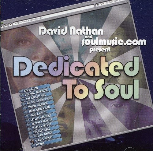 Various Artists Dedicated To Soul Cd Music Expansion