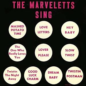 Marveletts Sing