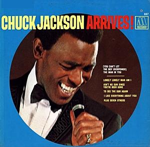 Chuck Jackson Arrives