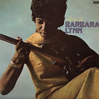 Here Is Barbara Lynn