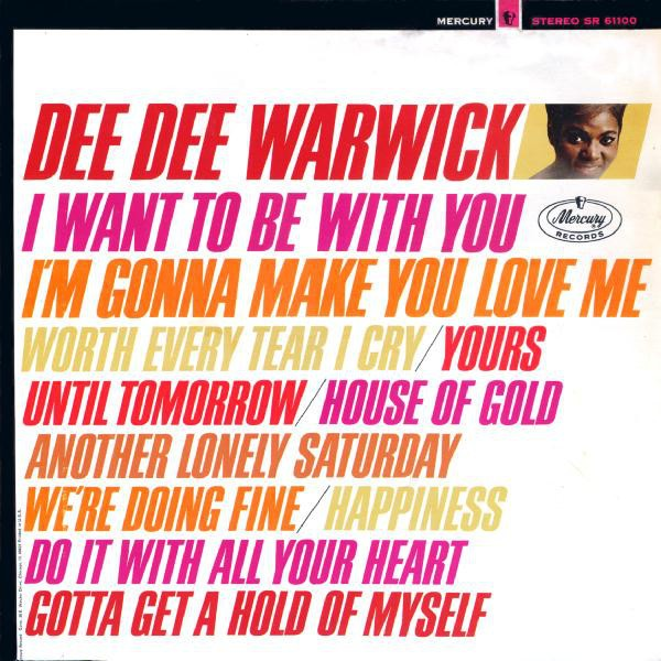 I Want To Be With You / I'M Gonna Make You Love Me