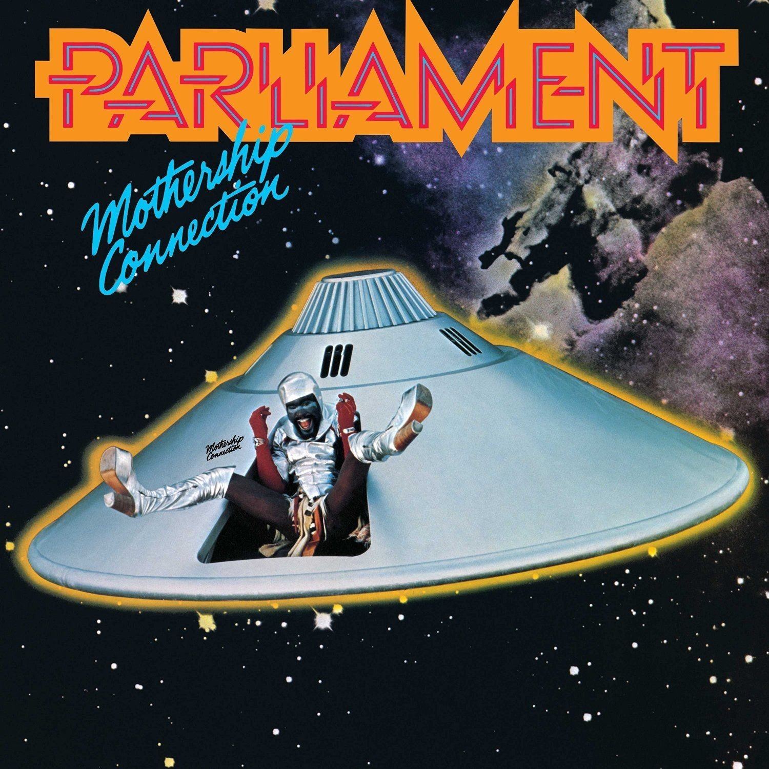 Mothership Connection (3D Cover)