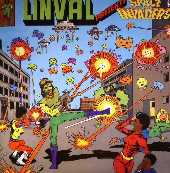 Linval Presents Space Invaders