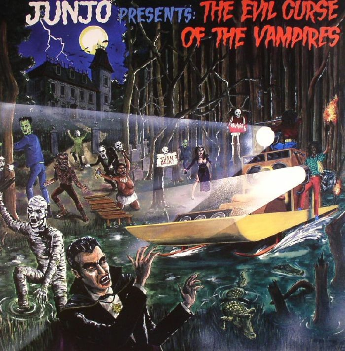 Junjo Presents The Evil Curse Of The Vampires