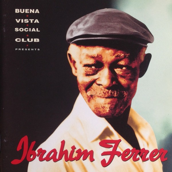 Buena Vista Social Club Presents Ibrahim Ferrer (180Gm)